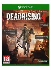 Dead Rising 4 Xbox One PAL UK New and Sealed