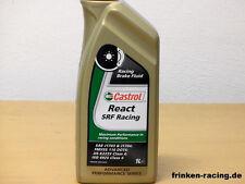 Castrol React SRF Racing 1 Ltr premium brake fluid