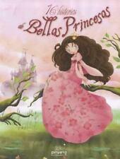 16 historias de bellas princesas (Spanish Edition) by Various authors in Used -