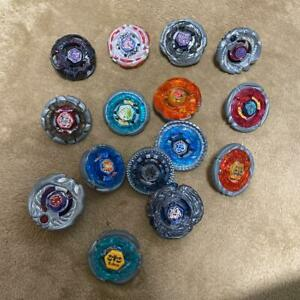 Takara Tomy Beyblade Huge Lot Rare Metal Fight USED