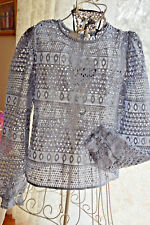 ** NWT *** BARDOT ** STUNNING LACE TOP SZ 6 *** KIRSTY LACE TOP RRP $99.99
