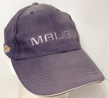 Distressed Chevy Chevrolet Malibu embroidered bowtie baseball hat cap adjustable