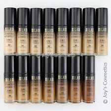 "3 MILANI Conceal + Perfect 2-in-1 Foundation + Concealer ""Pick Your 3 Color"" Joy"