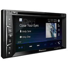"Pioneer Double 2 Din AVH-500EX DVD/CD Player 6.2"" Bluetooth SiriusXM AUX USB"