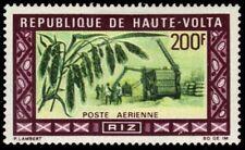 "UPPER VOLTA C74 - Agricultural Produce ""Rice"" (pb14031)"