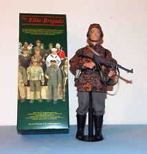 """Elite Brigade Cotswold German WWII Waffen SS Soldier Elite Brigade 12"""" LNIB"""