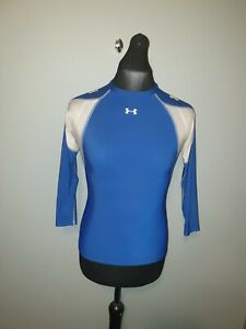 Boys UNDER ARMOUR Coldgear COMPRESSION Base Layer Top Age 14-15 Years