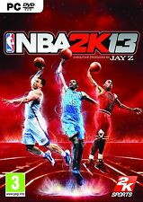 NBA 2K13 ( Sport / Basketball Simultation) PC NEU OVP