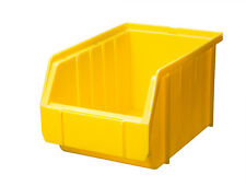 Sonderangebot 100 Stapelboxen GELB Gr.3 Schraubenboxen 23x 15x 12,5 cm NEU 1A