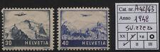 Svizzera - 1948 - Posta Aerea - Unificato nn.A42/43 - nuovi - MH