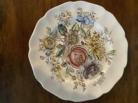 JOHNSON BROTHERS SHERATON VINTAGE 6 Inch DESSERT PLATE -  MADE IN ENGLAND