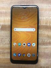 Motorola Moto E (2020) XT2052-6 32GB - Midnight Blue Smartphone (For Parts Only