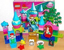 Lego Duplo~Arielles zauberhaftes Unterwasser~Schloss~10515~Komplett und OVP :-)
