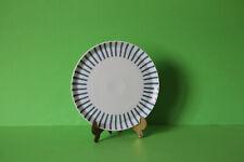 Melitta Zürich Blaue Streifen Kuchenteller Teller 19,3 cm