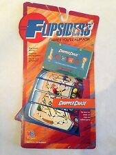 Flipsiders CHOPPER CHASE 1987 Milton Bradley travel game NEW MOC cassette tape
