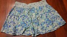 Dotti Machine Washable Mini Floral Skirts for Women