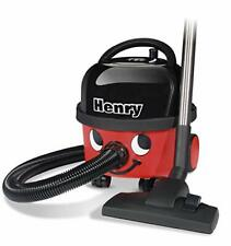 Henry HVR 160-11 Bagged Cylinder Vacuum, 620 W, 6 Litres, Red and Black