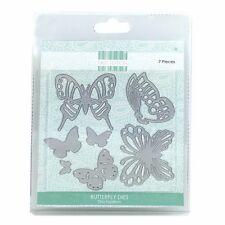 DIES/ MATRICES DE DÉCOUPE X7 Butterfly PAPILLON BIG SHOT SCRAPBOOKING SIZZIX DIY