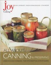 Joy of Cooking: All About Canning & Preserving-ExLibrary