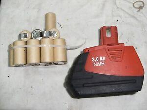 1 bloc batterie hilti sfb185 ni mh 3,3 Ah😡Pas la batteria battery bateria