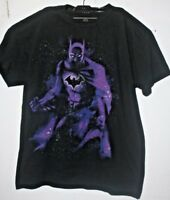 Batman The Dark Knight T-Shirt XL Black DC Comics