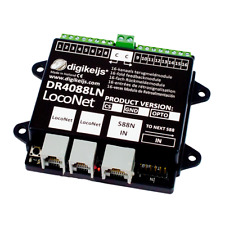 Digikeijs DR4088LN-OPTO 16 Channel Occupancy Feedback Detector