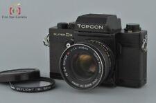 Very Good!! TOPCON SUPER DM + RE GN TOPCOR 50mm f/1.4