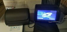 "SONIC 2X9"" Digital LCD TFT  Screen CAR Headrest DVD Player Pillow Monitor, HR9"