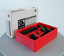 Cullmann 1001 Touring-Set Dreibein Stativ Clamp Spike Woodscrew Suction Cup
