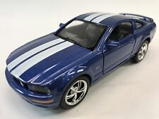Ford Mustang-GT 2006 1:38 scale KT.5091.DF Blue