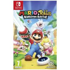 Ubisoft Switch Mario Rabbids Kingdom Battle