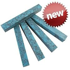 "SimStone - 06 Turquoise Pen Blank 3/4"" x 5"" (1 pc)"