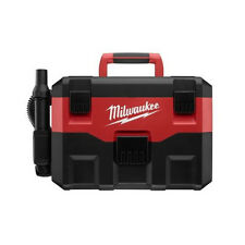 Milwaukee 18V Li-Ion 2 Gallon Wet/Dry Vacuum (Bare Tool) 0880-22 New