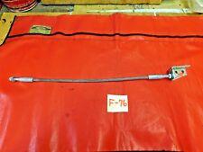 Triumph Spitfire, Spitfire 1500, Original Engine & Transmission Restraint Cable,