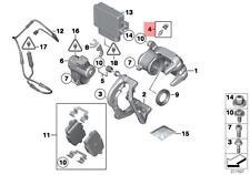 Genuine BMW E81 E82 E87 Caliper Bleeder Valve Repair Kit OEM 34116768188