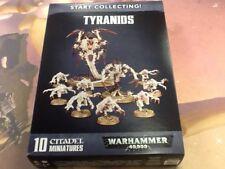 40K Warhammer Tyranids Start Collecting ! NIB