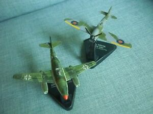 Atlas Editions  Defence of Germany-Hawker Tempest V & Messerschmitt Me262 -1:72
