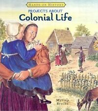 Projects about Colonial Life Hands-On History