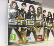 DISNEY SING IT PARTY HITS PS3  USATO