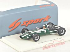 NEW 1/43 SPARK S5291 Cooper T81, Germany GP 1966, Jochen Rindt, #8