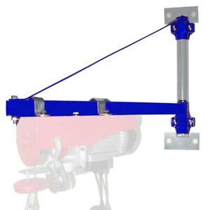 Schwenkarm für Seilwinden Halterung Flaschenzug 300 - 1000 kg Halter Seilzug