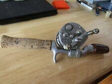 New listing Vintage Pflueger Supreme reel on rod handle