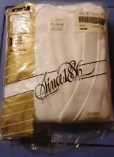 SEARS Roebuck vintage t-shirt V Neck Cotton Poly set of 3, XL (46-48)