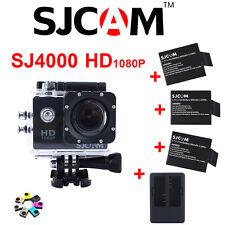 SJCAM SJ4000 Wi-Fi HD 1080P Impermeabile Auto Azione Sport Videocamera Camera