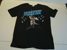 "2016 Bruce Springsteen & The E Street Band ""The River"" Concert Tour (Lg) T-Shirt"