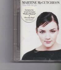 Martine McCutcheon-You Me&Us minidisc album