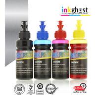 Inkghost Refill Ink fits T0561 T0562 T0563 T0564 EPSON Cartridge R250 RX430 CISS