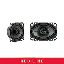"Kicker Audio - KS 4"" x 6"" (100 x 160 mm) Coaxial Speaker System 44KSC4604"