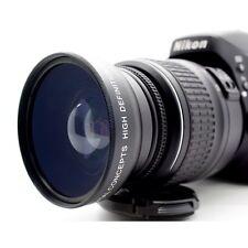 52MM 0.43X Wide Angle Macro Lens for Nikon D5200 D5300 D3300 D3200 D3100 D7100