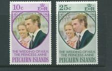 1973 Princess Anne Wedding  set 2  Complete MUH/MNH as Issued